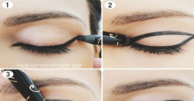 7 Eyeliner Hacks To Intensify Your Everyday Look! You're Going To Love 2