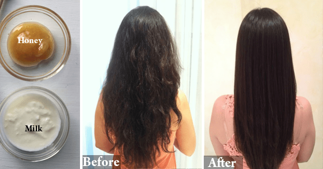 7 Home Remedies to Get Straight Hair Naturally 1