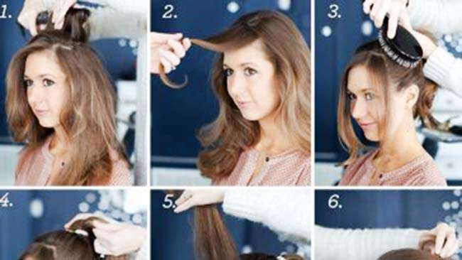 5 techniques to find an attractive ponytail 9