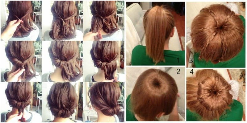 How to manage your short hair into the fabulous look 8