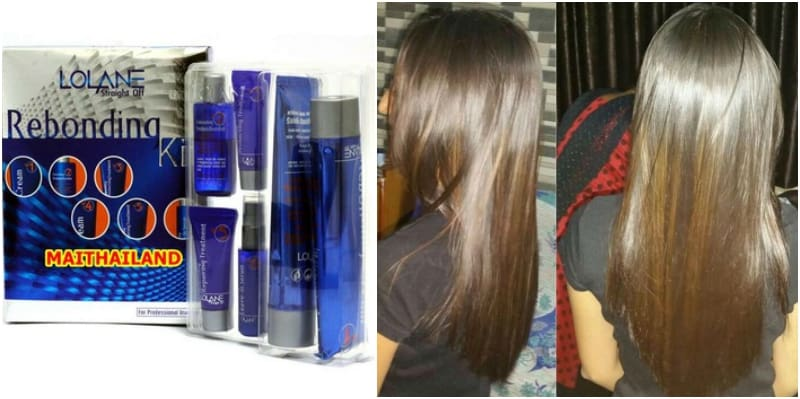 The perfect straightening at home in a cheap price 1