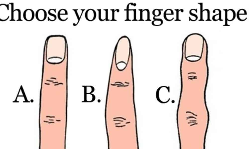 Your shape of finger says much about your personality 4