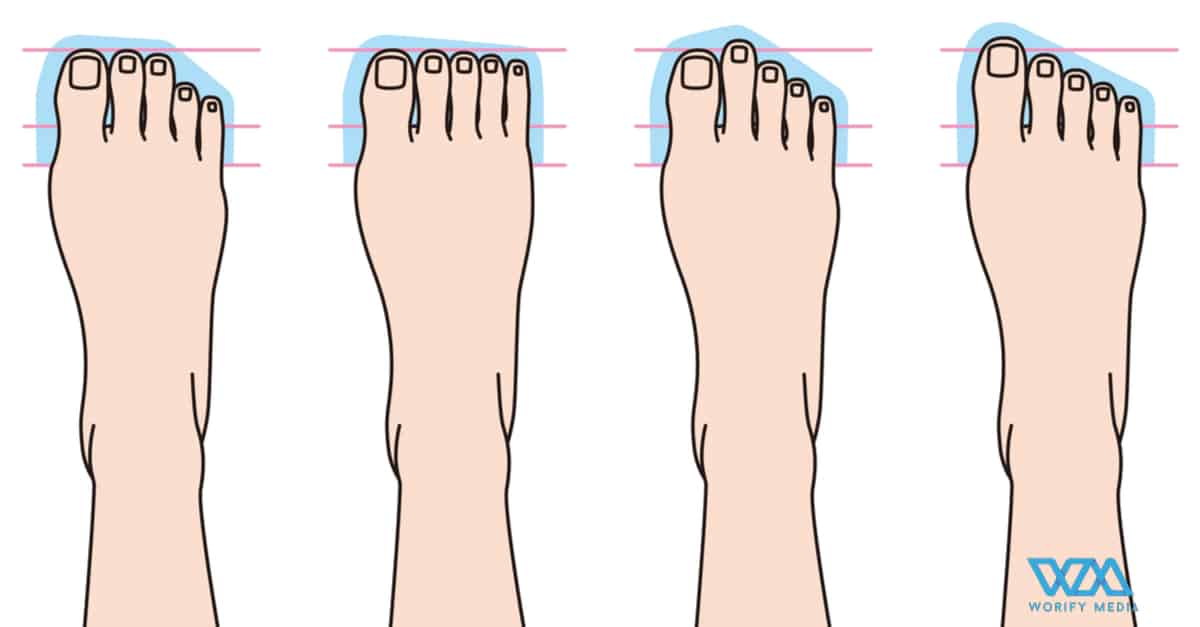 Check what size of your foot tells about your personality 3