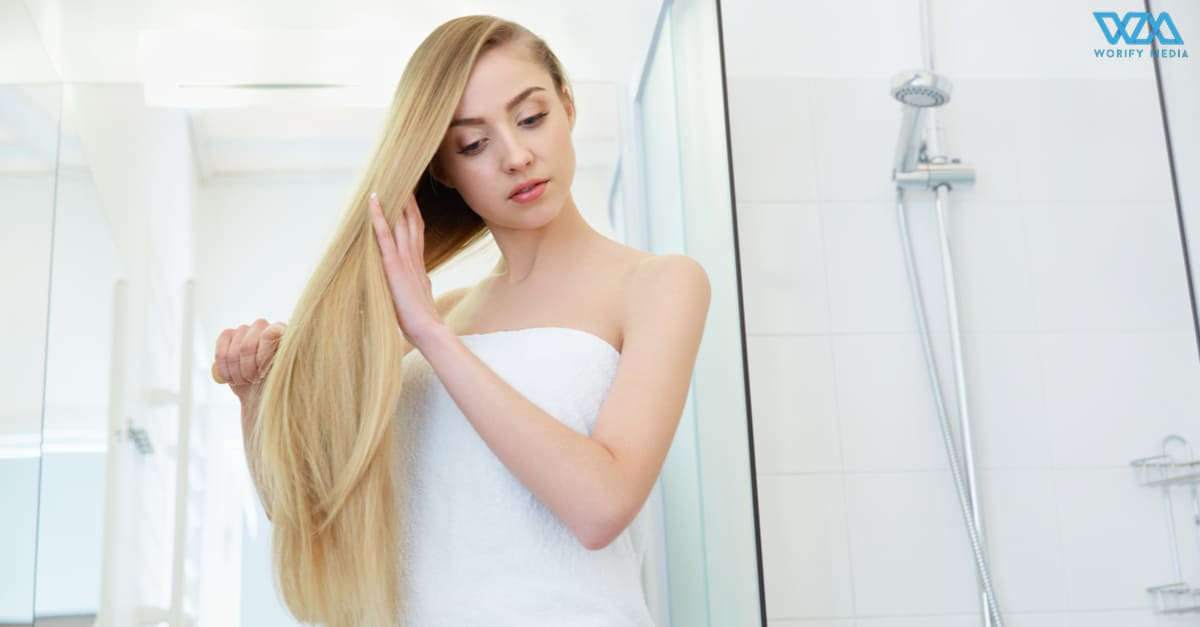 Best Remedies To Get Hair Longer and Thicker in 30 Days 4