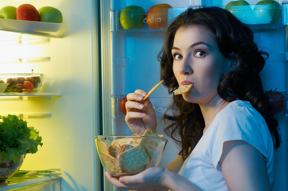 Explanation When To Eat Food At Night And When To Avoid It 1