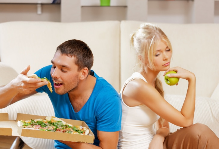 5 Best Facts That State The Couples Who Truly Love Each Other Gain Weight 1