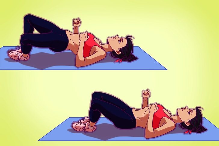 6 Best Exercises For Thighs Without Equipment 1