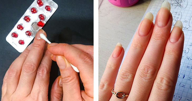 8 Best Natural Ways To Repair Damaged And Weal Nails 1