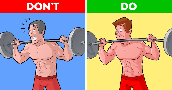 6 Big Mistakes We Make That Stops Us Building Up The Muscles 9